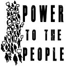 .Power to the People! Activist Protester by 321Outright