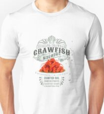 Louisiana Crawfish Unisex T-Shirt