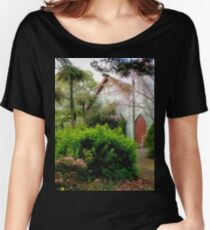 St George's Anglican Church Mt Wilson - Spring 2015 Relaxed Fit T-Shirt
