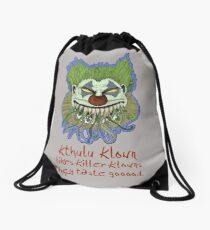 Kthulu Klown II Drawstring Bag