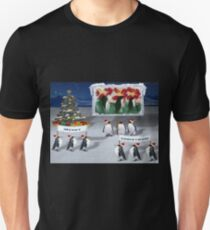 A Chilly Willy Christmas....... T-Shirt