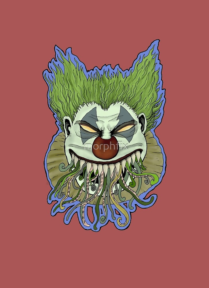Kthulu Klown I by morphfix