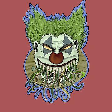 Kthulu Klown I by morphfix