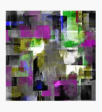 Vivid Texture Photographic Print
