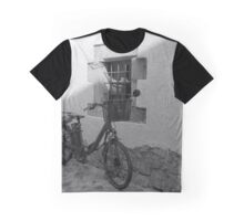 Bicycle Niche Graphic T-Shirt