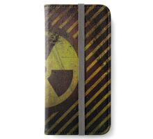 Radioactive iPhone Wallet/Case/Skin