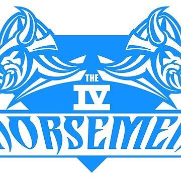 The IV Norsemen by davewheeler