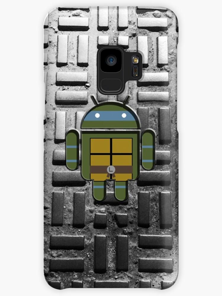 TMNT Droid Leonardo by LumpyHippo