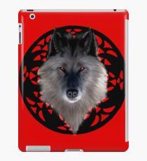 Werewolf wolf iPad Case/Skin
