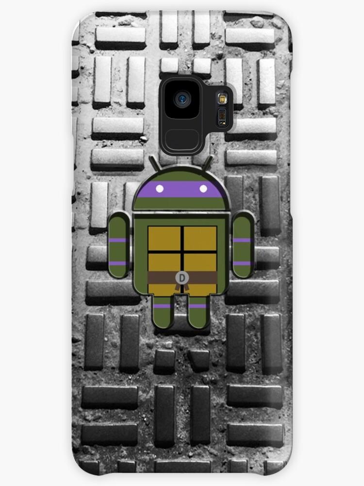 TMNT Droid Donatello by LumpyHippo