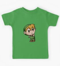 Final Fantasy Chibies - Theif! Kids Clothes