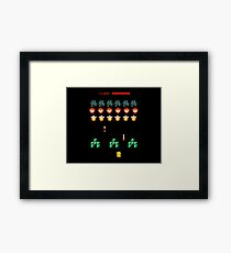Hyrule Invaders Framed Print