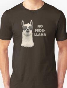 No Problem Llama Unisex T-Shirt