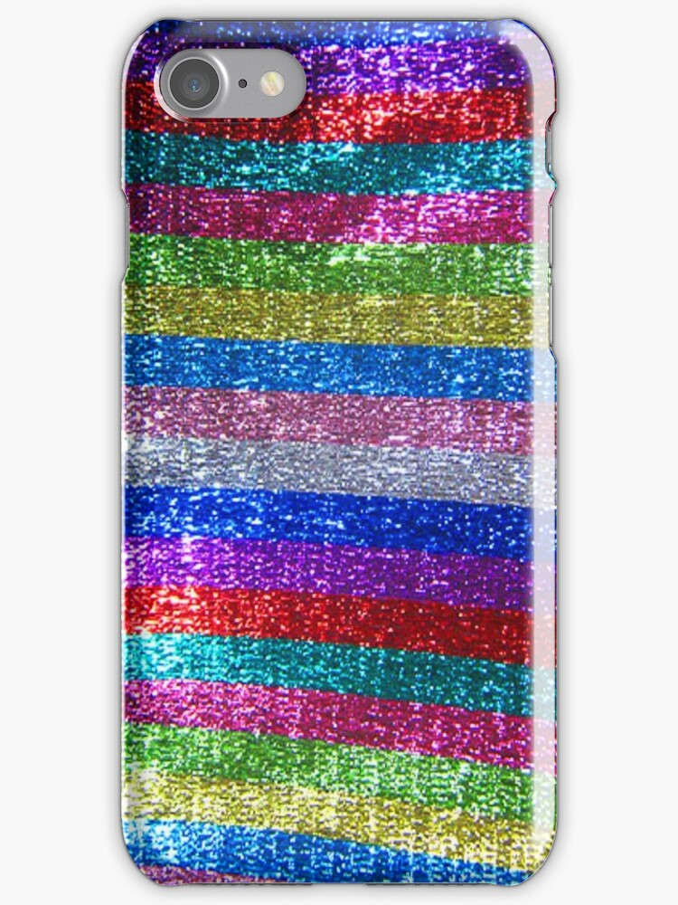 Rainbow Glitz and Glitter by Delights
