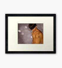 Comfortably Numb 2 Framed Print
