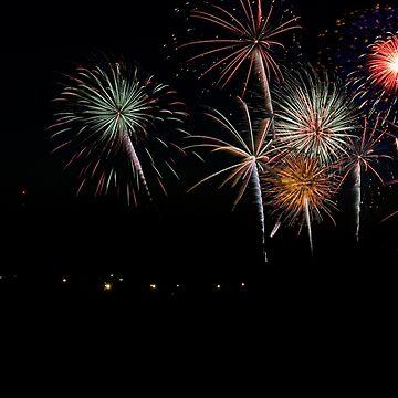 Fireworks by ShirleyTinkham
