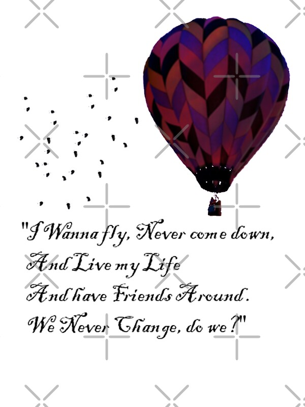 We Never Change Lyrics- Coldplay