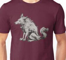 grumpy  morning wolf Unisex T-Shirt