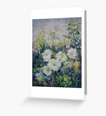 Spring in the soul Greeting Card