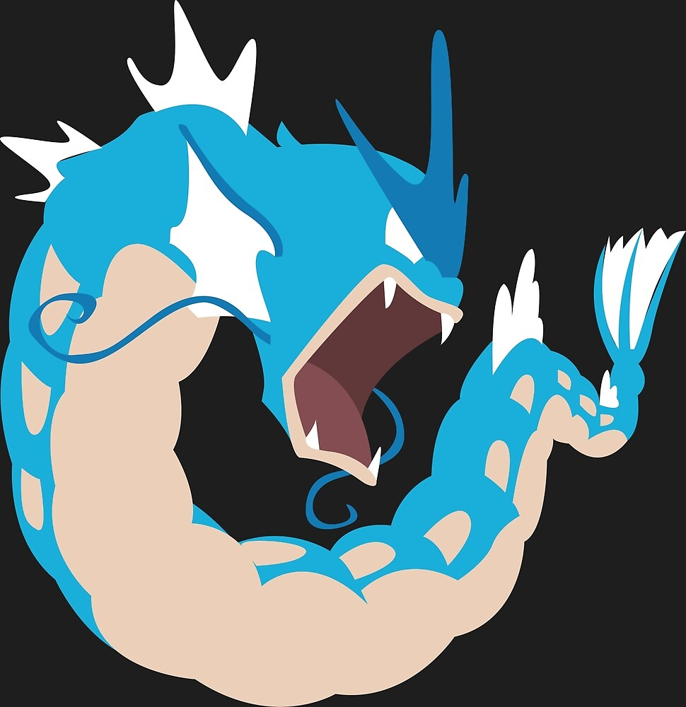 Gyarados by dreamlandart