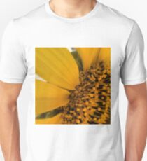 Sunflower- Extreme Close Up T-Shirt