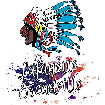 Lafayette Escadrille 2 von wicket1138