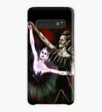 Black Swan Case/Skin for Samsung Galaxy