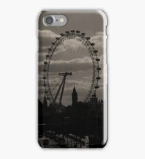 London Eye and Big Ben iPhone Case/Skin