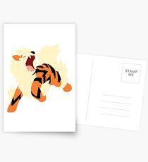 Arcanine Postcards