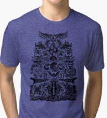 Tatau/Tattoo Tri-blend T-Shirt