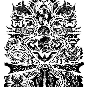 Tatau/Tattoo by SuperMrStylo