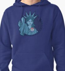 Nasty Lady Liberty Pullover Hoodie