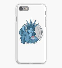 Nasty Lady Liberty iPhone Case/Skin