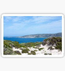 Cape du Couedic on Kangaroo Island in  South Australia Sticker