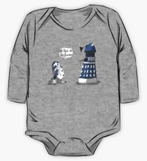 Are you my mummy? - BLUE version One Piece - Long Sleeve
