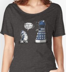 Are you my mummy? - BLUE version Women's Relaxed Fit T-Shirt