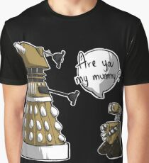 Are you my mummy? - GOLD version Graphic T-Shirt