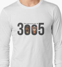 Childish Gambino - 3005 Long Sleeve T-Shirt