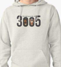 Childish Gambino - 3005 Pullover Hoodie
