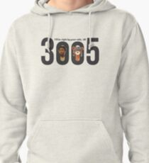 Sudadera con capucha Infantil Gambino - 3005