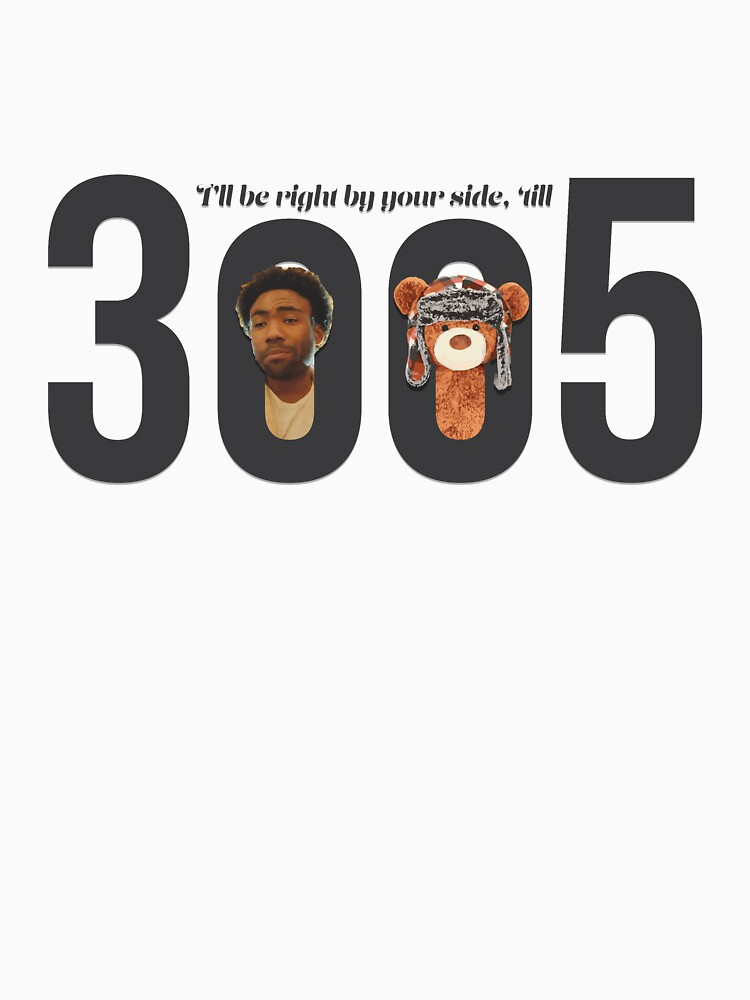 Childish Gambino - 3005 by CROMULENT
