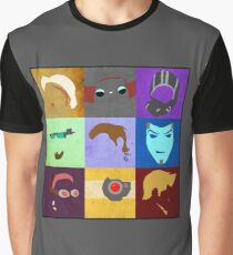 Heroes of the Borderlands Graphic T-Shirt