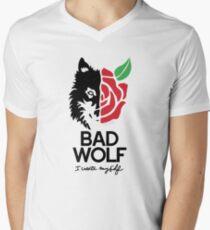 BAD WOLF Men's V-Neck T-Shirt
