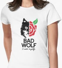 BAD WOLF Women's Fitted T-Shirt