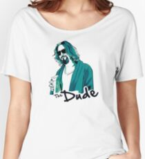 The Dude, The big Lebowski Women's Relaxed Fit T-Shirt