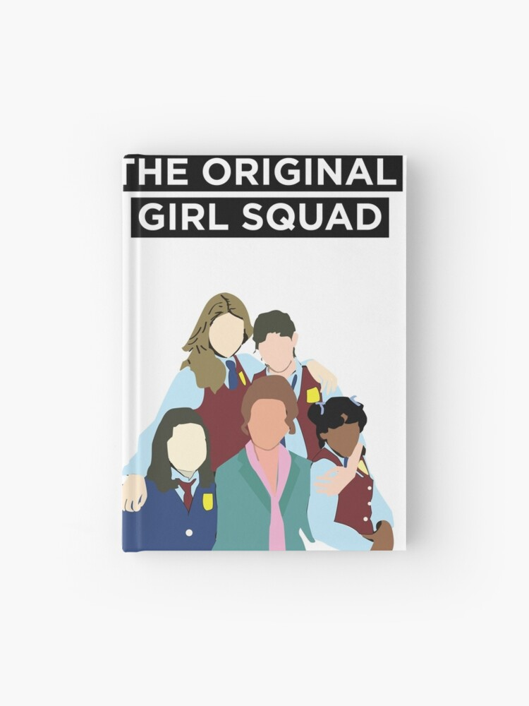 THE OG SQUAD | Hardcover Journal