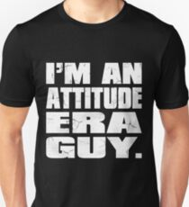Attitude Era Guy T-Shirt