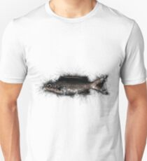 Sketch Fish Unisex T-Shirt