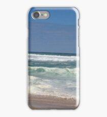 praia iPhone Case/Skin
