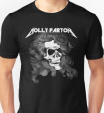 Dolly Parton Metal Unisex T-Shirt